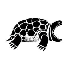 tortoiseshell sideview