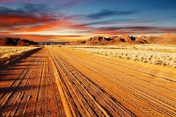 Fototapeta Kalahari Desert, Namibia