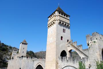 Les tours de Pont Valentré