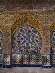Printed roller blinds Morocco Zelliges