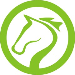 Pferdekopf-Logo