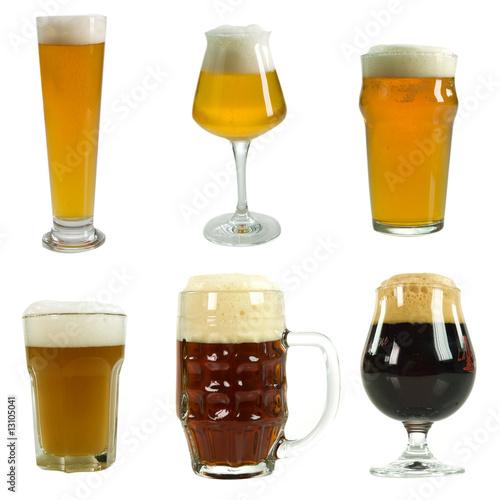 Bicchieri birra set immagini e fotografie royalty free for Bicchieri birra prezzi