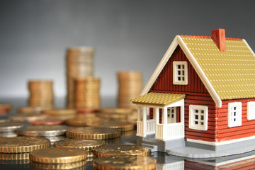 Invest in real estate concept.