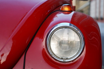 VW Volkswagen Beetle Old