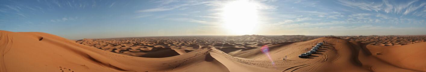 Fototapeta wüste dubai