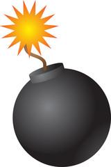 Round bomb