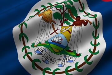 Belizean Flag