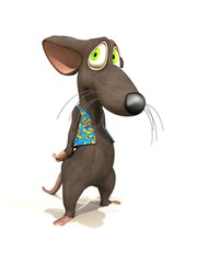 Guilty Looking Mouse