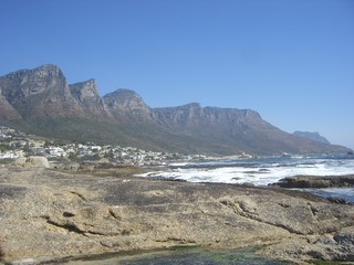 12 Apostel in Camps Bay - Kapstadt
