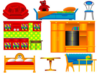 Icons of furniture