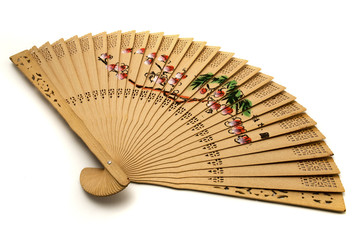 Chinese hand-held fan