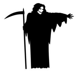 La Faucheuse  /  The Grim Reaper