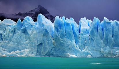 Foto auf Leinwand Glaciers Perito Moreno Glacier, Argentina