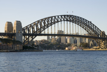 Sydney Harbor Bridge, Australien