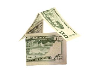 The dollar house