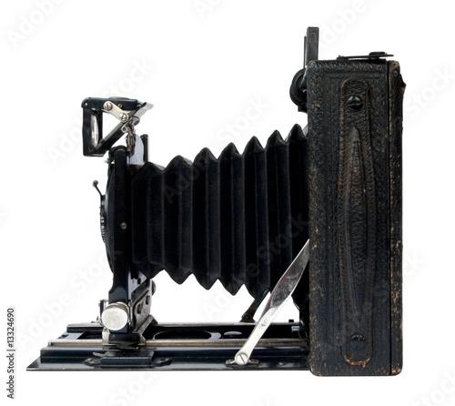 appareil photo ancien photo libre de droits sur la banque d 39 images image 13324690. Black Bedroom Furniture Sets. Home Design Ideas