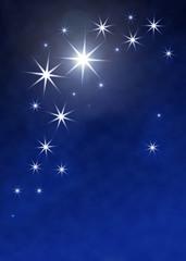 Sterne - Sternenhimmel