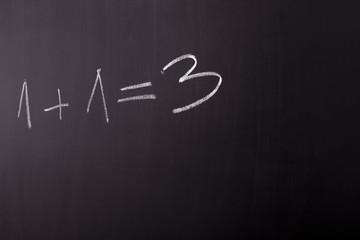 math error