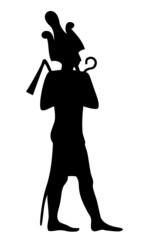Dieu Egyptien : OSIRIS