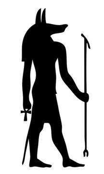 Dieu Egyptien : ANUBIS