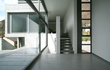 abitazione moderna, interno