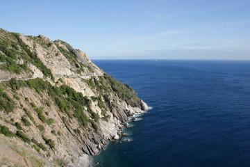 Cap Sant Andrea, Nordküste, Insel Elba, Toskana, Italien