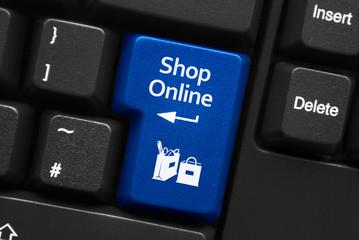 """""""Shop Online"""" key on keyboard"""