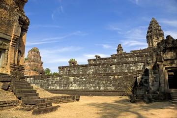 Fototapete - Preah Ko, Cambodia