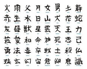 japanes kanji