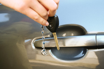 car keys I