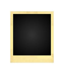 Antiga moldura fotográfica (textura alta resolução)