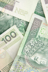 One hundred polish zloty