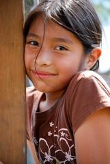 Beautiful Hispanic Girl