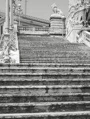 Escalier de la gare, Marseille