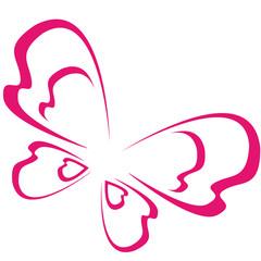 Butterfly line