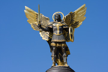 archangel Michael in Kiev