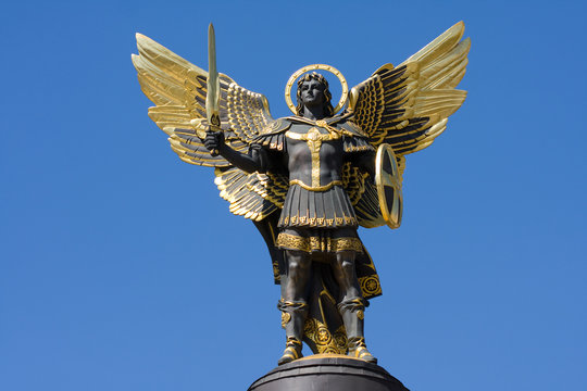 archangel Michael in Kiev
