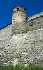 Watchtower in a fortress