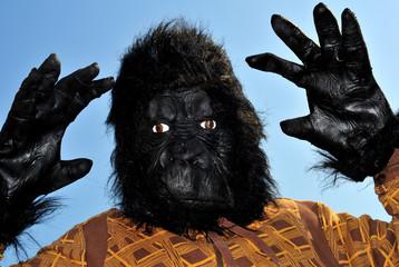 gorilla planet