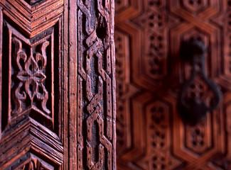 Tuinposter Marokko Arte islamica