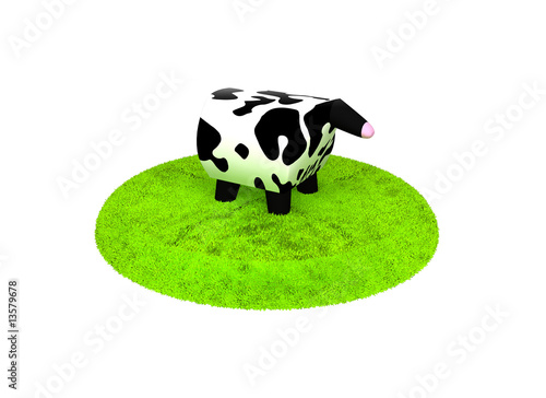Vache rigolote photo libre de droits sur la banque d 39 images image 13579678 - Photo vache rigolote ...