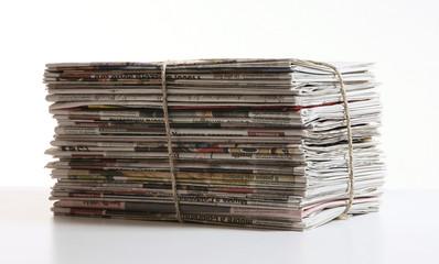 plicco di giornali