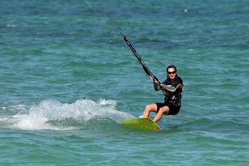 Kite girl
