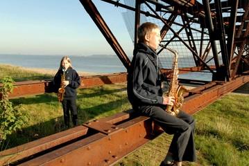 Saxophonduo