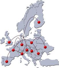 Europa Netzwerk