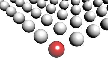 many spheres