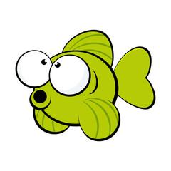 fisch cartoon lustig