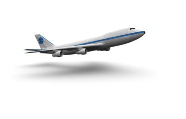 Maquette décollage Avion