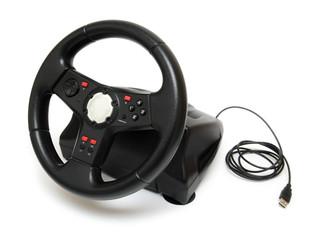 steering wheel simulator for pc games