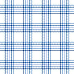 blue stripe plaid